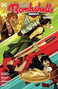 [DC Comics Bombshells: Volume 4: Queens (Product Image)]