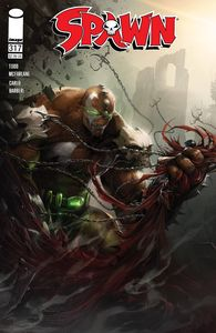 [Spawn #317 (Cover C Barberi) (Product Image)]