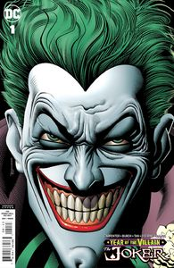[Joker: Year Of The Villain #1 (Bolland Retailer Gift Variant) (Product Image)]
