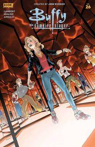 [Buffy The Vampire Slayer #26 (Cover B Georgiev) (Product Image)]