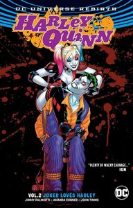 [Harley Quinn: Volume 2: Joker Loves Harley (Rebirth) (Product Image)]