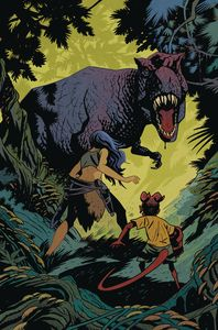 [Young Hellboy: The Hidden Land #2 (Cover A Smith) (Product Image)]