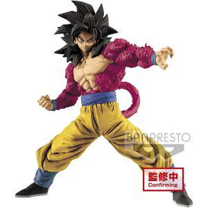 [Dragon Ball GT: Full Scratch: The Super Saiyan 4 Statue: Son Goku (Product Image)]