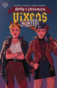 [Betty & Veronica: Vixens #7 (Cover C Mok) (Product Image)]