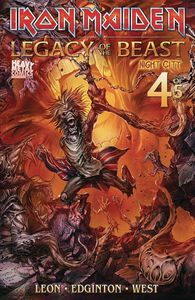[Iron Maiden: Legacy Of The Beast: Volume 2: Night City #4 (Cover B Tbd) (Product Image)]