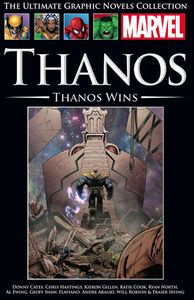 [Marvel Graphic Novel Collection: Volume 250: Thanos Wins (Hardcover) (Product Image)]