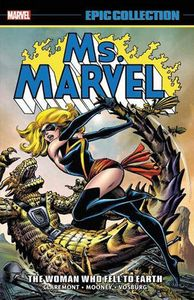 [Ms Marvel Epic Collection: The Woman Who Fell To Earth (Product Image)]
