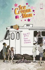 [Ice Cream Man #23 (Cover B De Landro) (Product Image)]