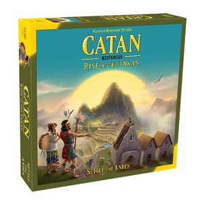 [Catan: Rise Of The Inkas (Product Image)]