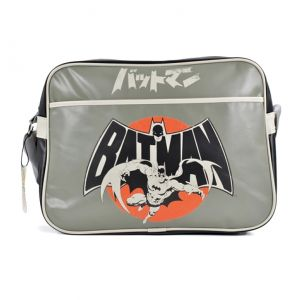 [Batman: Retro Bag: Japanese (Grey) (Product Image)]