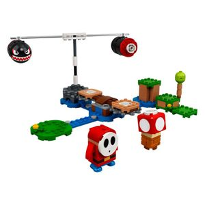 [LEGO: Super Mario: Expansion Set: Boomer Bill Barrage (Product Image)]