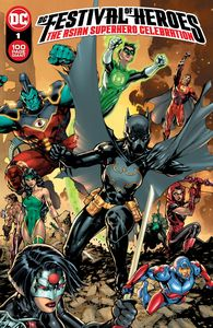 [DC Festival Of Heroes: The Asian Superhero Celebration #1 (Cover A Jim Lee) (Product Image)]