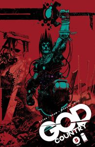 [God Country #5 (Cover B Zaffino) (Product Image)]