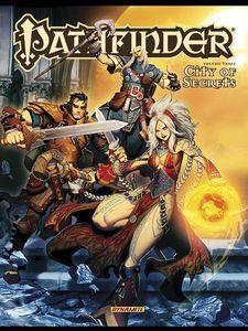 [Pathfinder: Volume 3: City Of Secrets (Product Image)]