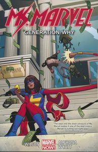 [Ms Marvel: Volume 2: Generation Why (Product Image)]