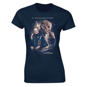 [Star Trek: Discovery: Women's Fit T-Shirt: Captain Saru (Product Image)]