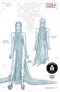 [Way Of X #3 (Dauterman Emma Frost Design Variant) (Product Image)]