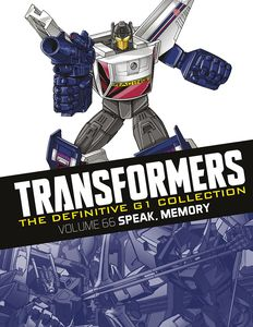 [Transformers Definitive G1 Collection: Volume 79: Speak Memory (Product Image)]