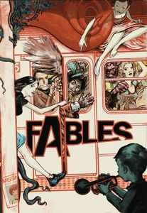 [Fables Compendium: Volume 1 (Hardcover) (Product Image)]