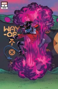 [Way Of X #3 (Dauterman Connecting Variant) (Product Image)]