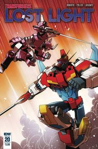 [Transformers: Lost Light #20 (Cover B Lawrence) (Product Image)]