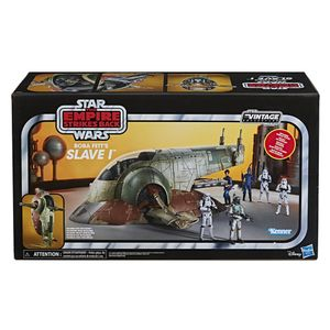 [Star Wars: The Empire Strikes Back: Vintage Collection: Slave 1 (Product Image)]