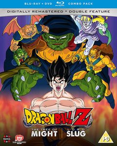 [Dragon Ball Z: Movie Collection Two: The Tree Of Might/Lord Slug (Blu-Ray/DVD) (Product Image)]