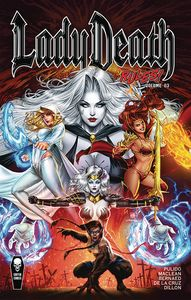 [Lady Death Rules: Volume 3 (Product Image)]