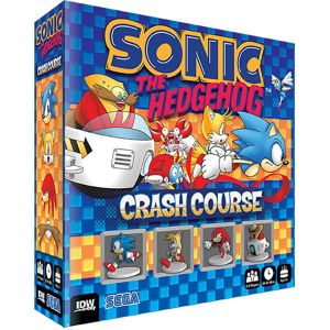 [Sonic The Hedgehog: Crash Course (Product Image)]
