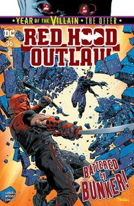 [Red Hood: Outlaw #36 (YOTV The Offer) (Product Image)]