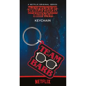 [Stranger Things: Keychain: Team Barb (Product Image)]