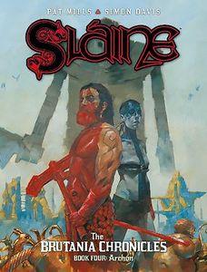 [Slaine: The Brutania Chronicles: Book 4: Archon (Product Image)]
