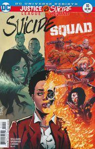 [Suicide Squad #10 (Justice League: Suicide Squad) (Product Image)]