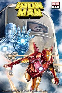 [Iron Man #14 (Infinity Saga Phase One Variant) (Product Image)]