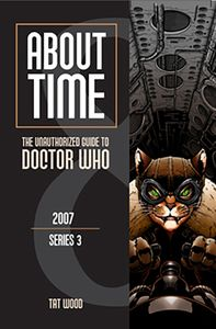 [About Time: Book 8: The Unauthorized Guide To Doctor Who Series 3 (Product Image)]