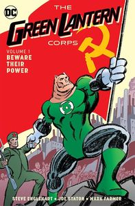 [Green Lantern Corps: Volume 1: Beware Their Power (Hardcover) (Product Image)]