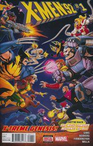[X-Men '92 #1 (Product Image)]