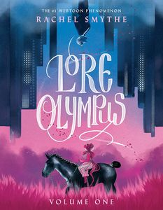 [Lore Olympus: Volume 1 (Signed Bookplate Hardcover Edition) (Product Image)]