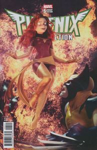 [Phoenix Resurrection: The Return Of Jean Grey #5 (Hugo Connect) (Product Image)]