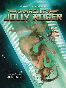 [Warship Jolly Roger: Volume 2: Revenge (Hardcover) (Product Image)]