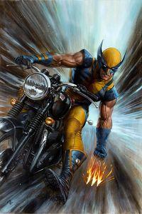 [Return Of Wolverine #5 (Adi Granov Virgin Variant) (Product Image)]