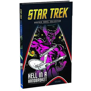 [Star Trek Graphic Novel Collection: Volume 93: Star Trek Hell In A Handbasket (Product Image)]
