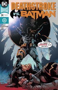 [Deathstroke #34 (Product Image)]