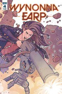 [Wynonna Earp: Season Zero #4 (Cover A Evenhuis) (Product Image)]
