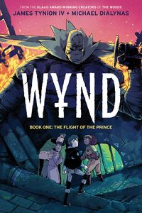 [Wynd: Book 1: Flight Of The Prince (Exclusive Variant Hardcover) (Product Image)]