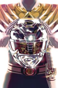 [Mighty Morphin Power Rangers #48 (Foil Montes Variant) (Product Image)]