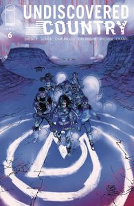 [Undiscovered Country #6 (Cover A Camuncoli) (Product Image)]