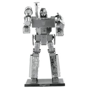 [Transformers: Metal Earth Model Kit: Megatron (Product Image)]