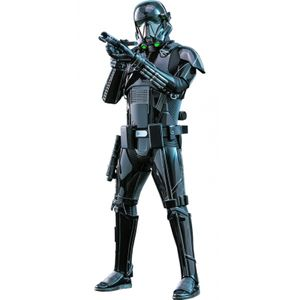 [Star Wars: The Mandalorian: Hot Toys Action Figure: Death Trooper (Product Image)]