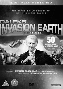 [Daleks' Invasion Earth 2150 A.D (Product Image)]